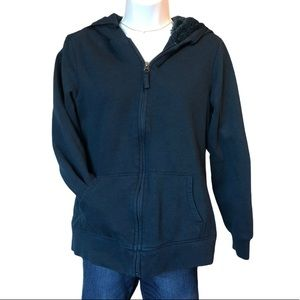 BC Clothing Company plush lined hoodie